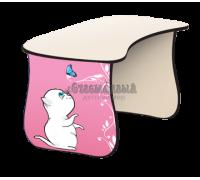 Детский столик «Китти Кэт» розовый
