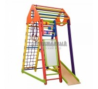 Детский спортивный комплекс Bambino Wood Color Plus, TM Sportwood