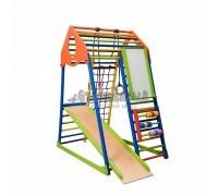 Детский спортивный комплекс Kind Wood Color Plus