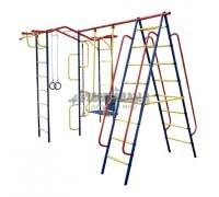 Детский спортивный комплекс (ДСК) «Пионер» дачный плюс Вираж качели «ТК-2» 418