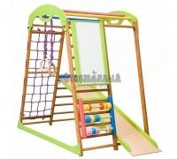 Детский спортивный комплекс для дома Baby Wood Plus