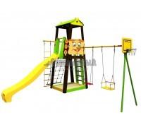 Детский спортивный комплекс (ДСК) «Карусель 102.01.00» Буратино дачный, Малышспорт