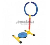 Тренажер детский механический «Твистер» с ручкой