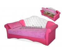 Кровать для девочки Мирабелла-2