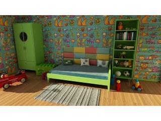 Выбираем детскую комнату