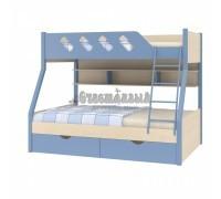 Двухъярусная кровать Дельта - 20.02