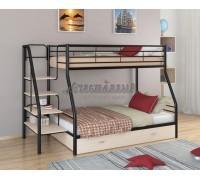 Двухъярусная кровать Толедо 1Я