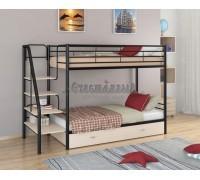 Двухъярусная кровать Толедо Я, Формула Мебели