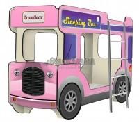 Двухъярусная кровать Автобус СлипинБас