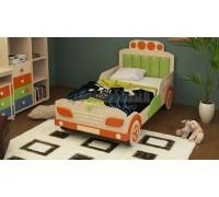Детская кровать Машинка №138 Серия МДК 4.13