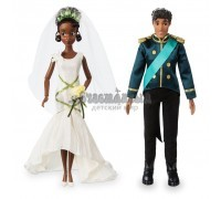 Тиана и Принц Навин