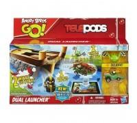 Angry Birds Go! Telepods Машинка с пусковым механизмом , Hasbro