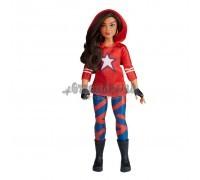 Кукла Патриот Америка на тренировке - America Chavez Training Outfit