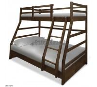 """Двухъярусная кровать """"Хостел"""", ВМК-Шале"""
