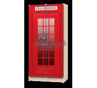 Carobus шкаф детский Телефонная будка