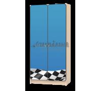 Carobus шкаф детский Флаг синий