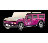 Кровать-машина Джип Хаммер «Бабочка»