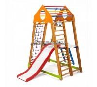 Детский спортивный комплекс «BambinoWood Plus 2»