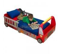 Детская кровать Пожарная машина