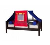 Детская односпальная кровать Кнопа