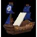 Детская комната Пирата