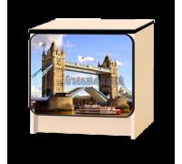 """Тумбочка детская """"Лондонский мост"""""""