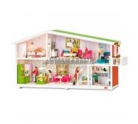 Кукольный домик с освещением Смоланд