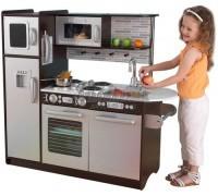 """Деревянная кухня для мальчиков и девочек """"Эспрессо"""" (Uptown Espresso Kitchen), KidKraft"""
