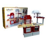 4353, Набор детской кухни Infinity basic №5 (в коробке), 42316_PLS, 4090ք, 4353-01, Coloma Y Pastor, Пластиковые кухни