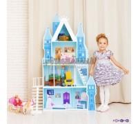 Кукольный дворец - Горный хрусталь с 16 предметами мебели и текстилем, PAREMO