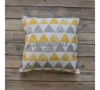 Декоративная подушка Triangles, VamVigvam