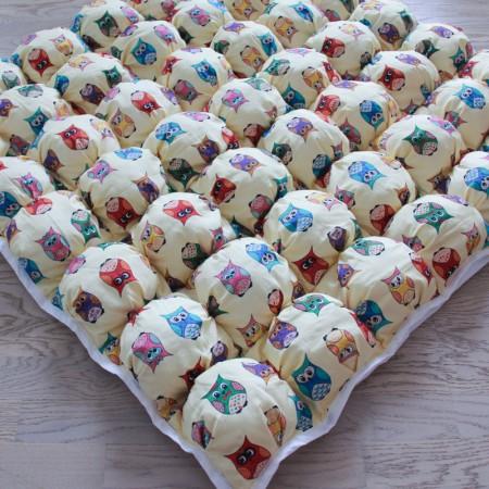 17388, Игровой коврик Бомбон Funky Owl, vv020211, 5490ք, 17388-, VamVigvam, Детские ковры