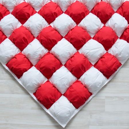 17390, Игровой коврик Бомбон Simple Red, vv020202, 3990ք, 17389-, VamVigvam, Детские ковры