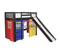 Детская игровая кровать - чердак Трубадур