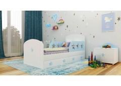 Детская кровать Звёзды