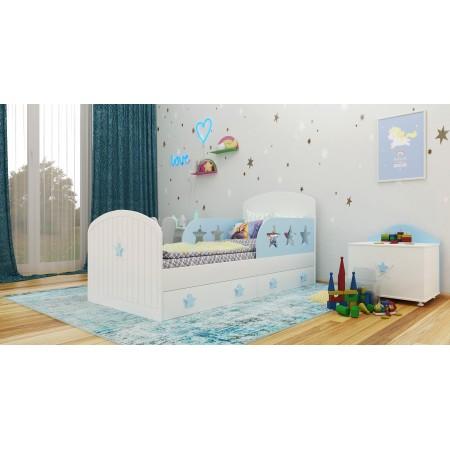 Детская кровать «Звёзды» , Bambini Letto