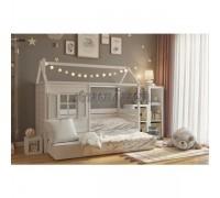 Кровать - домик Мечтатель с окошком