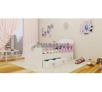 Детская кровать «Сердечко»