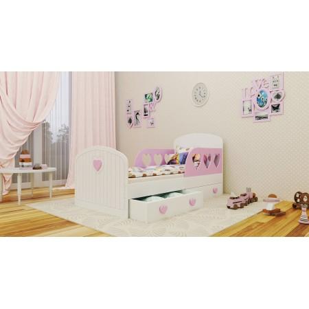 Детская кровать «Сердечко» , Bambini Letto