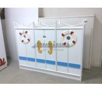 Детский шкаф Морской
