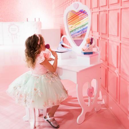 Детский туалетный столик «Сердечко», Bambini Letto