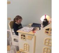 Детский стол домик