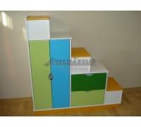 Лестница Шкаф – комод
