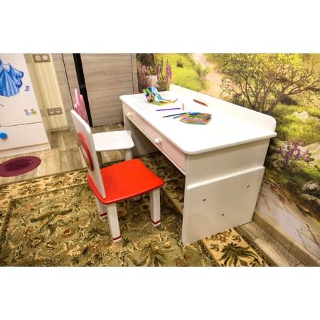 Детский растущий стол и стулья , Bambini Letto
