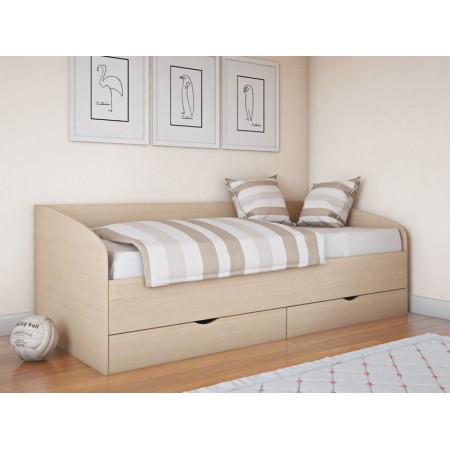 Детская кровать с ящиками Соня, Боровичи-Мебель