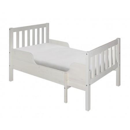 Кровать детская массив раздвижная , Боровичи-Мебель