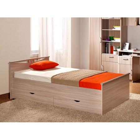 Кровать Мелисса 900 , Боровичи-Мебель