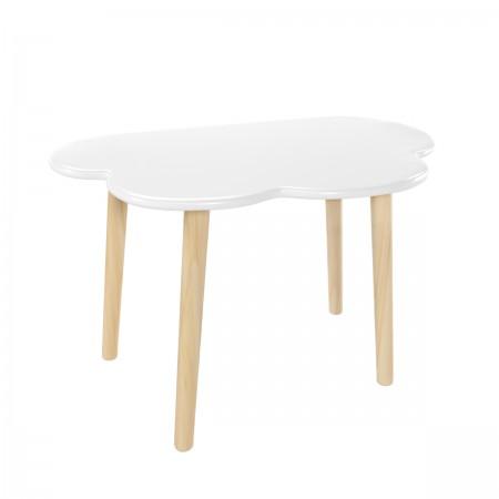 Детский стол Облако белый, Bambini Letto