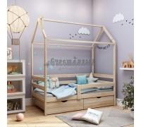 Одноярусная кровать - домик Classic 160 х 80