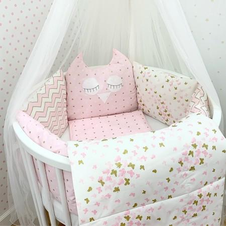 Комплект детского белья Мечтатель в Розовом, DreamTex
